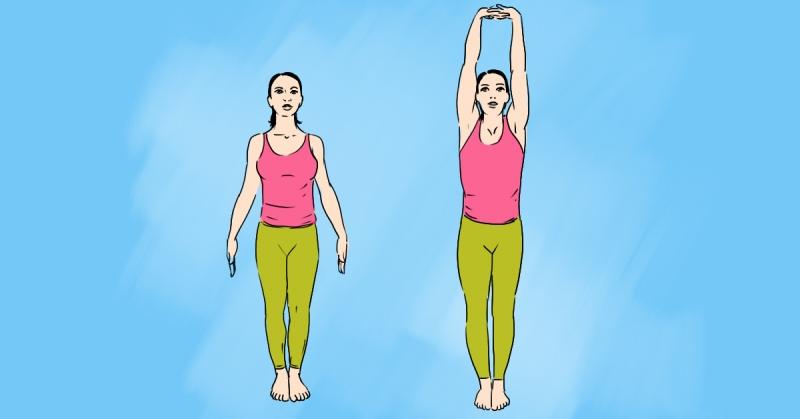 Золотая тройка гимнастических упражнений от Мантэк Чиа: омоложение кожи лица в первую очередь. Вместо утреннего кофе и просмотра новостей делаю элементарные упражнения.