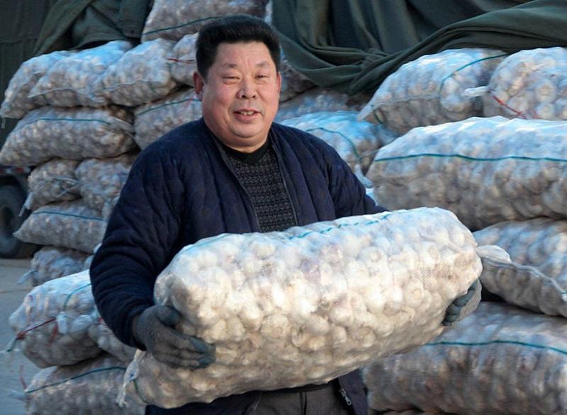 Осторожно! Китайский чеснок заполнил рынки… Это нужно знать!