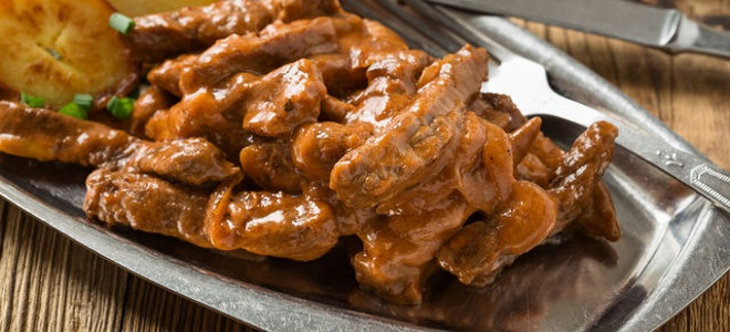 Что приготовить на ужин из говядины?