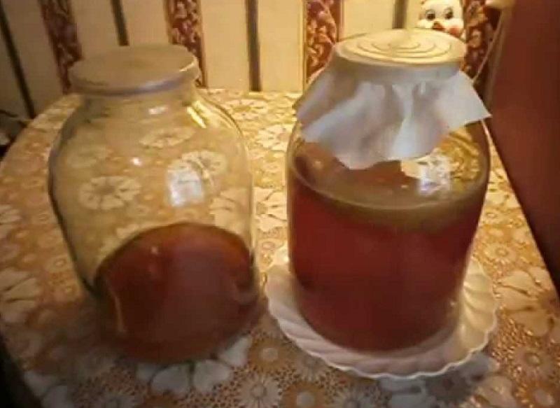 «Японская матка»! Вот почему тысячи японок пьют настой чайного гриба в обязательном порядке.