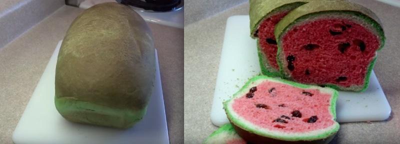 Эта женщина просто печет хлеб. Но результат заставил удивиться всех — вышло потрясающе!