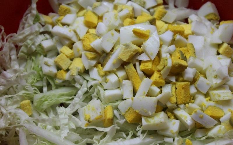 Белковые салаты для быстрого похудения: минус 3 кг за первую неделю, минус 5 — после второй. Целых шесть вариантов на разный вкус.
