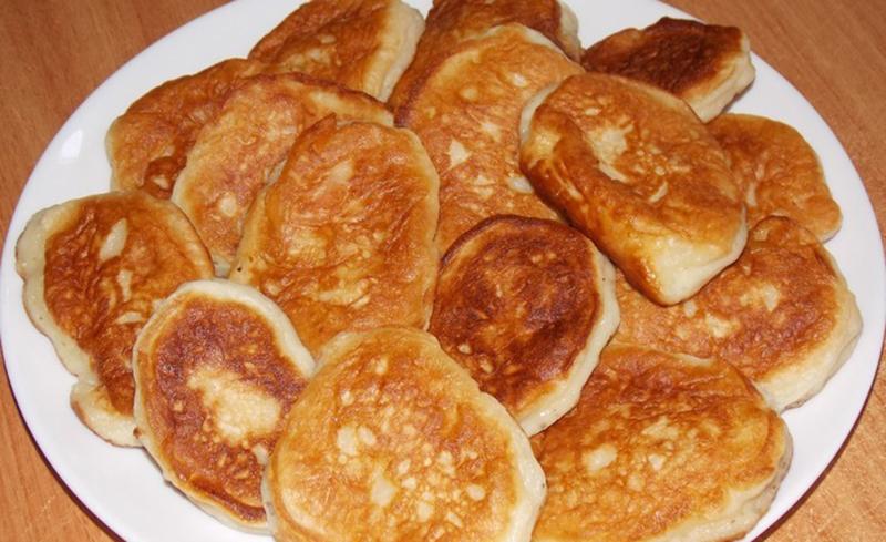Оладьи как с картинки: мигом вырастают на сковородке! На молоке, на кефире, на соде, пышно-пышные дрожжевые, печеночные, овощные…