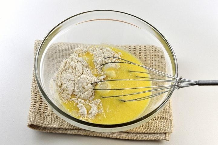 «Невидимый» яблочный пирог! Нашла этот рецепт в бабушкиной тетрадке. Особенный вкус…
