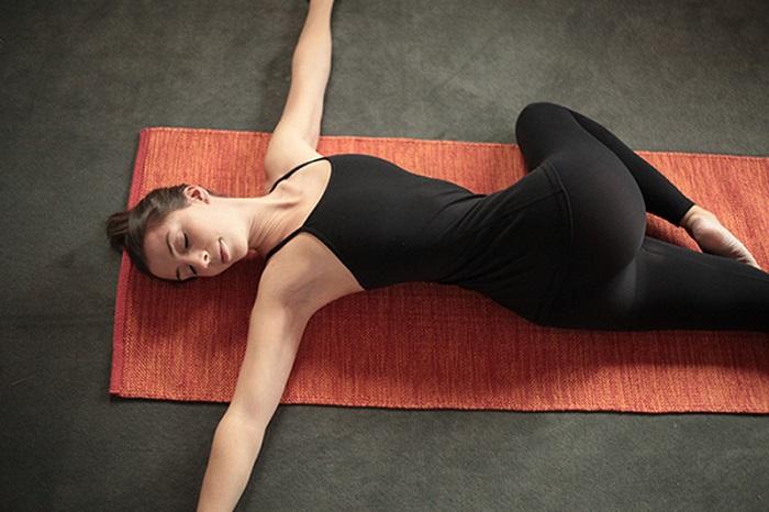 Весеннее пробуждение! 7 упражнений, чтобы оживить органы малого таза и спины. Для сохранения молодости и красоты.