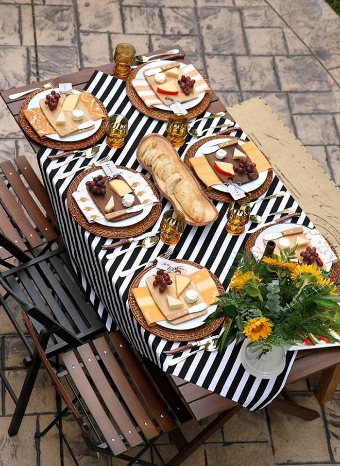 12 идей, как сделать прием пищи незабываемым! Простая и увлекательная сервировка стола.