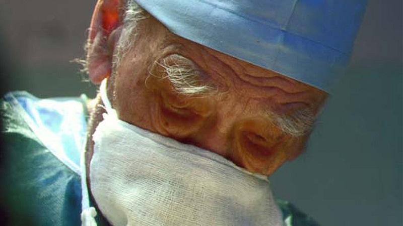Почтенный врач прожил 103 года!