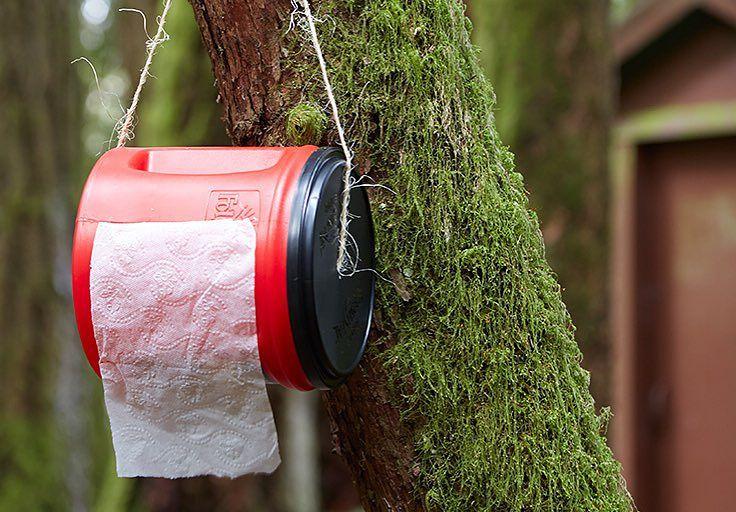 14 идей для отдыха на природе, которые явно придумали гении
