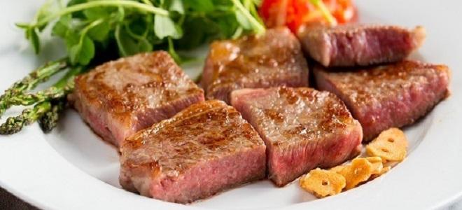 Как приготовить стейк — правила и степени прожарки