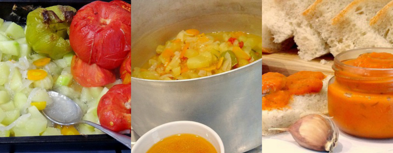 Как готовить кабачковую икру