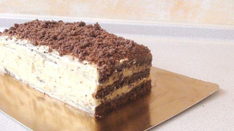 Торт Капучино — гости будут в восторге