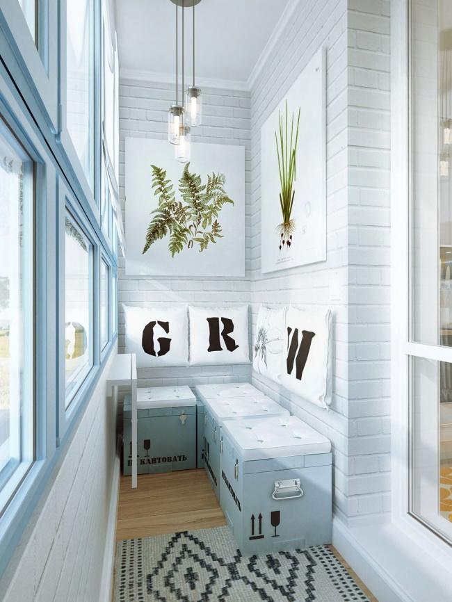 20крутейших идей для балкона мечты