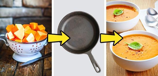 Запомните эти 15 секретов профессиональных поваров, которые раскрывают только в кулинарных школах