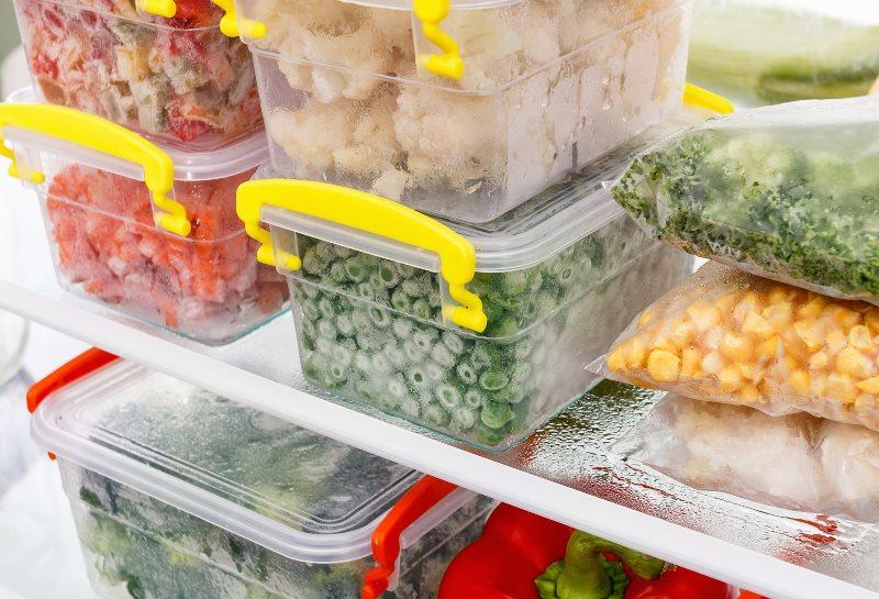 5 мифов о заморозке продуктов, в которые слепо верит 94 % хозяек. Проверь, входишь ли ты в их число.