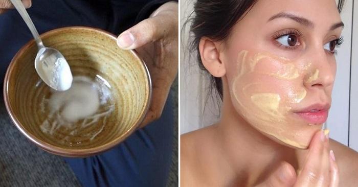 Эта маска действует на кожу не хуже ботокса! Не думала, что эффект будет столь заметен…