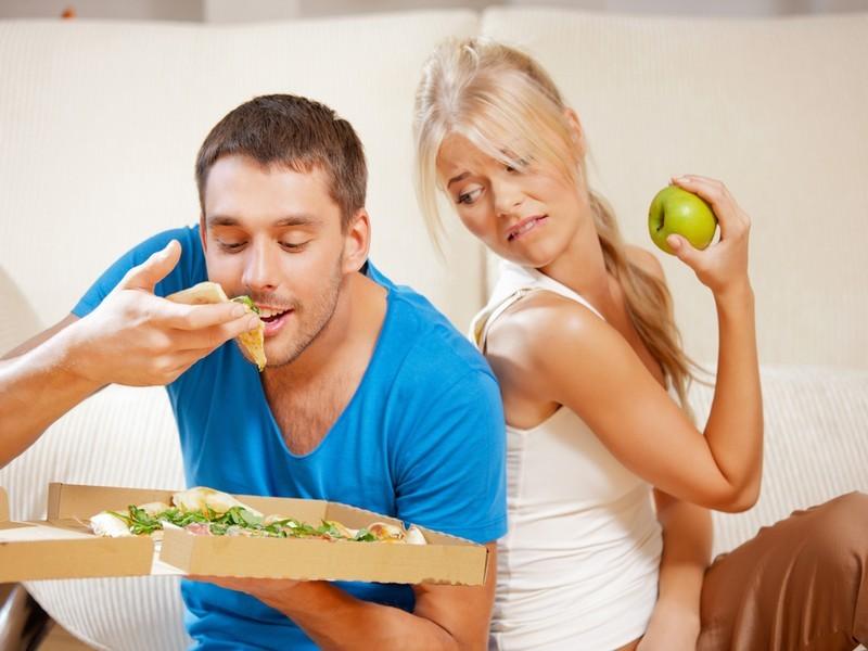 Мифы о вредном питании