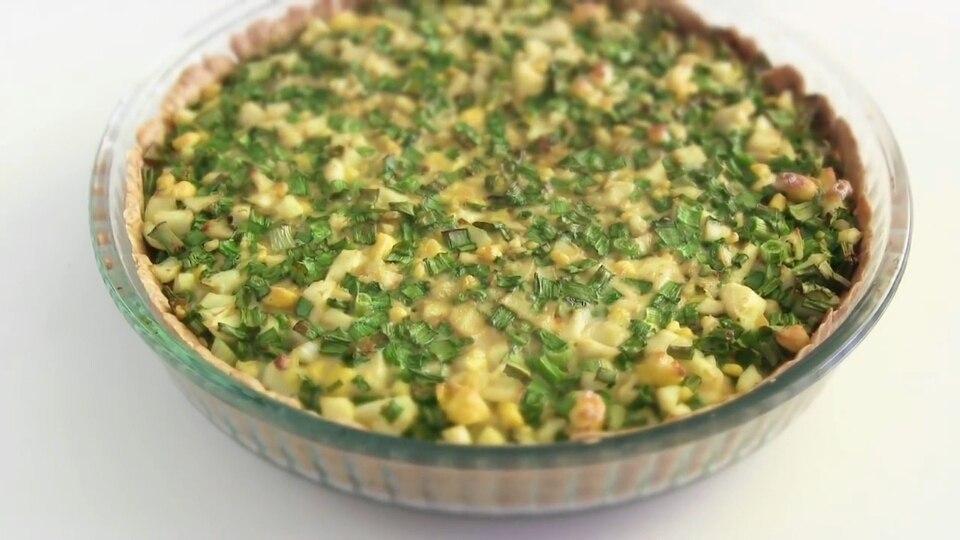 Думаешь, зеленый лук и вареные яйца годятся только для салата? Моя французская свекровь так не считает…